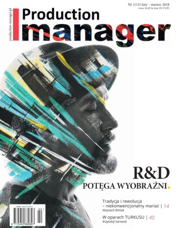 Production Manager 01-02-2018